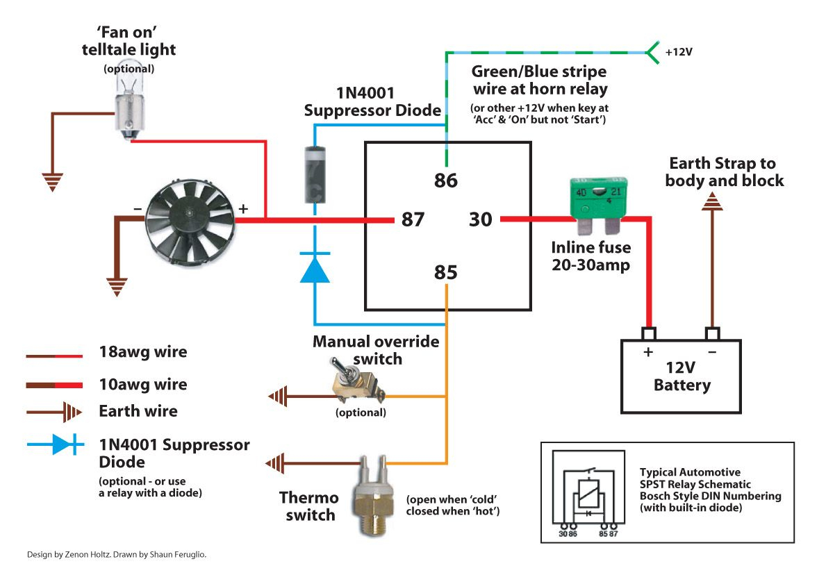 Flex Fan Wiring - Wiring Diagram Data - Flex A Lite Fan Controller Wiring Diagram
