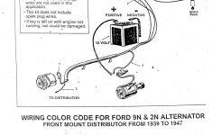 8N Wiring Diagram
