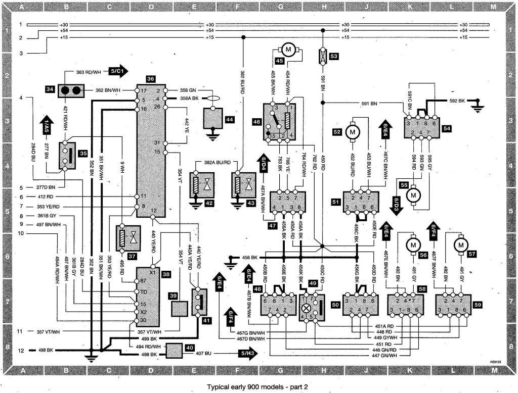 Ford 900 Wiring Diagram  U2013 Wiring Diagram Data Oreo