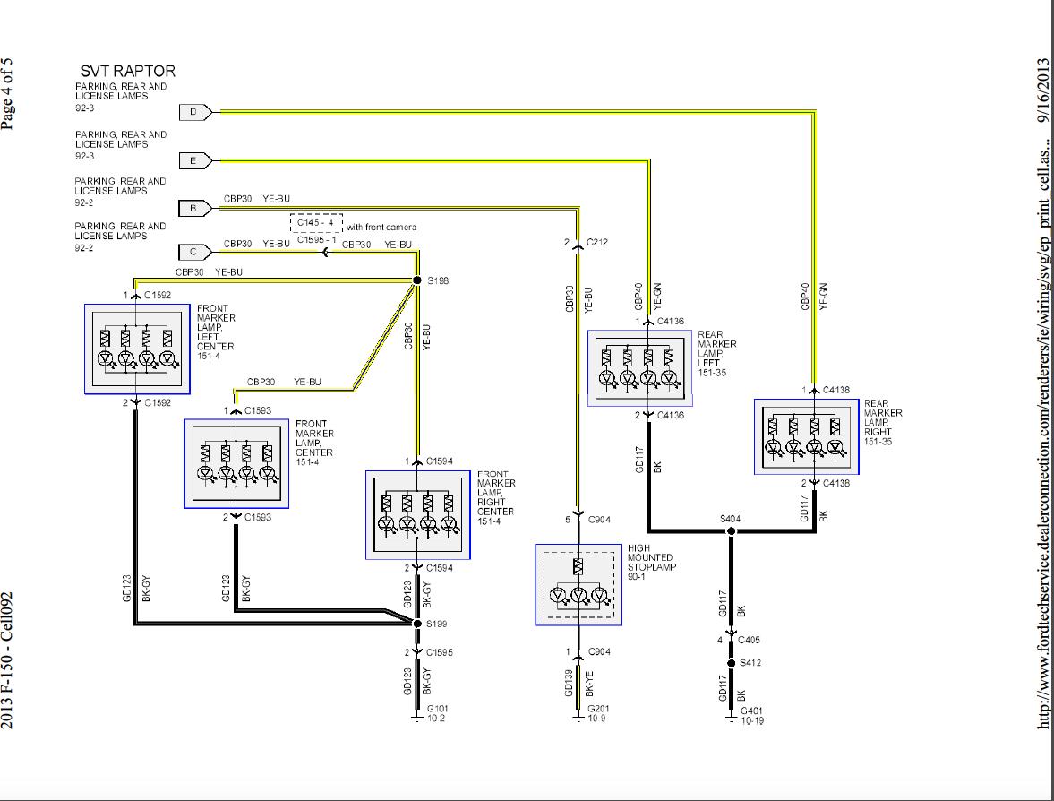 Ford F 150 Reverse Light Wiring   Wiring Diagram - Reverse Light Wiring Diagram