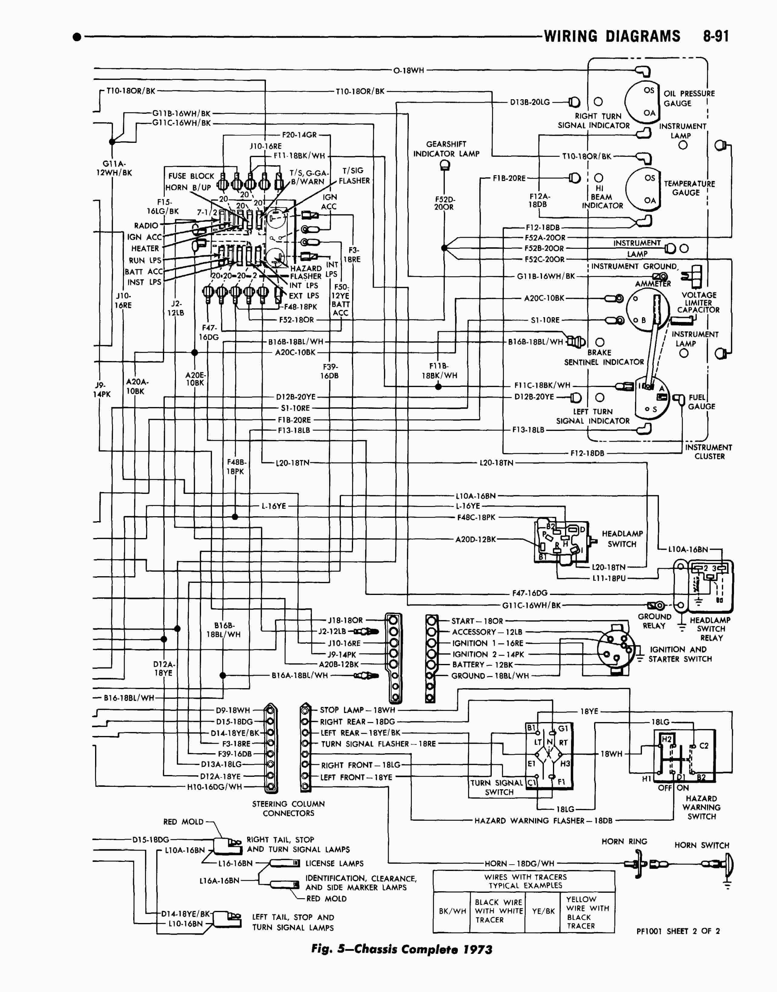 Ford F53 Wiring | Wiring Diagram - Ford F53 Motorhome Chassis Wiring Diagram