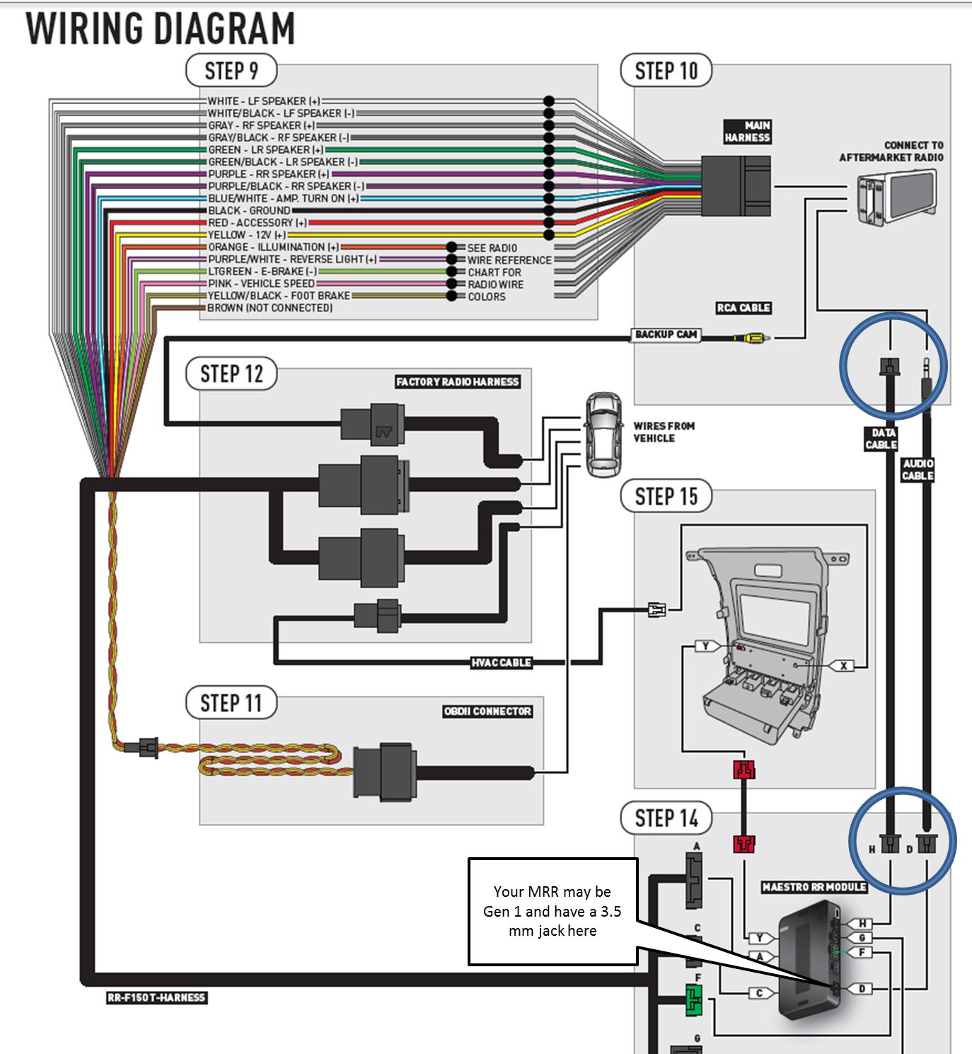 Pioneer Avh-200Ex Wiring Diagram