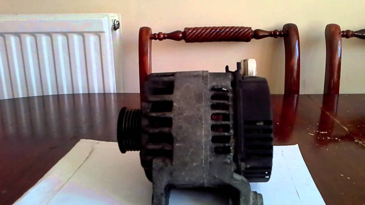 Ford Focus Electrical Problem - Youtube - Ford Alternator Wiring Diagram Internal Regulator