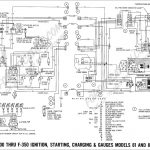 Ford Galaxie Cluster Wiring Diagram | Manual E Books   Ford Wiring Diagram