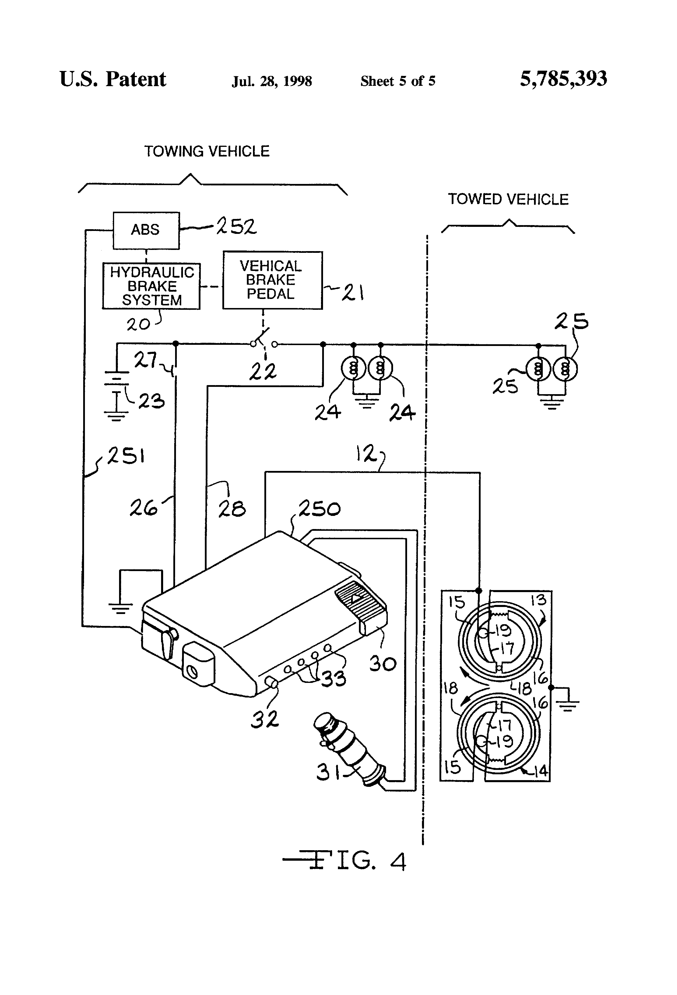 Ford Trailer Brake Control Wiring Diagram | Wiring Diagram - Ford Trailer Brake Controller Wiring Diagram