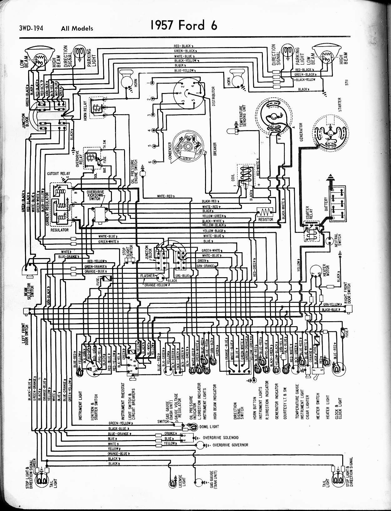 Ford Wiring | Wiring Diagram - Model A Ford Wiring Diagram