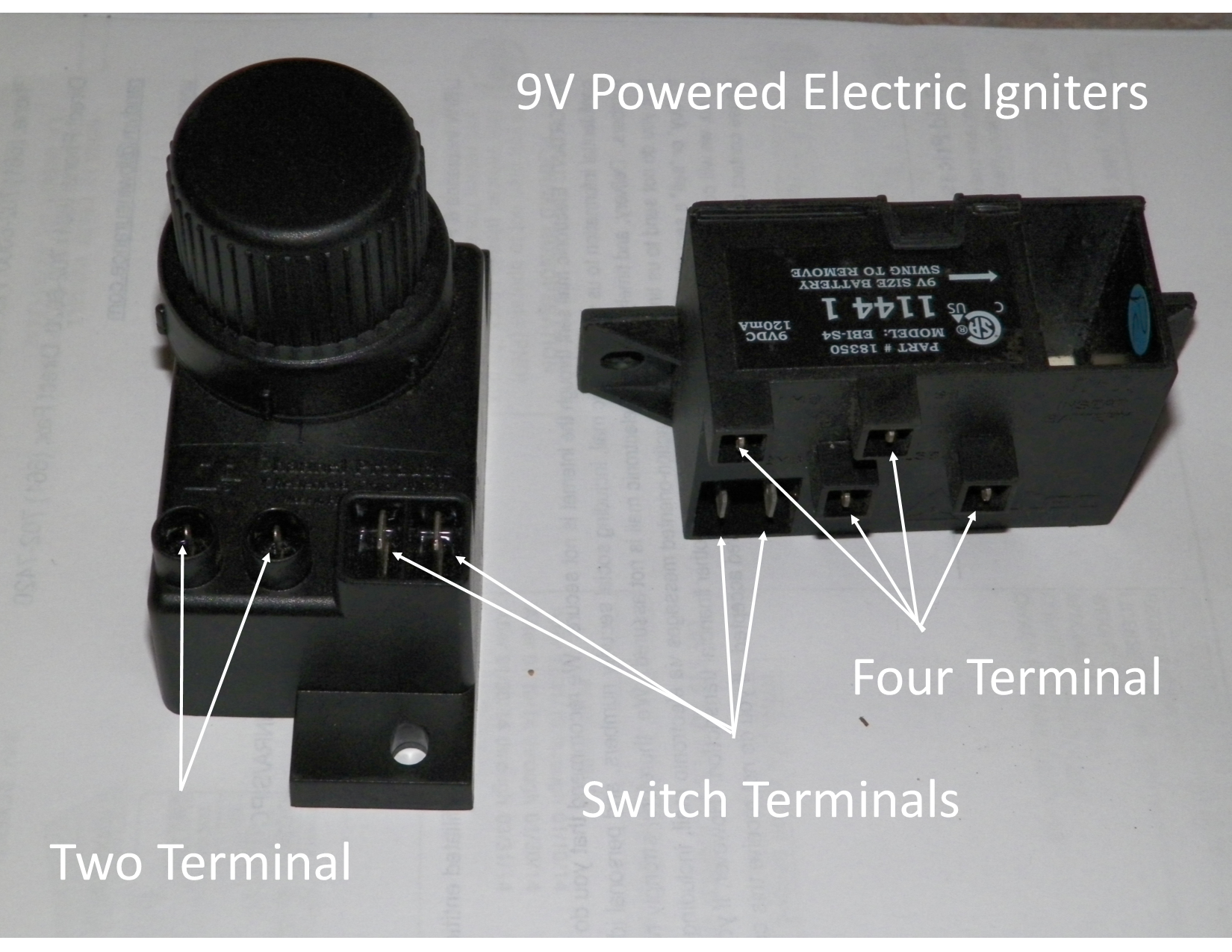 Gas Grill Ignition Systems - Grill Ignitor Wiring Diagram