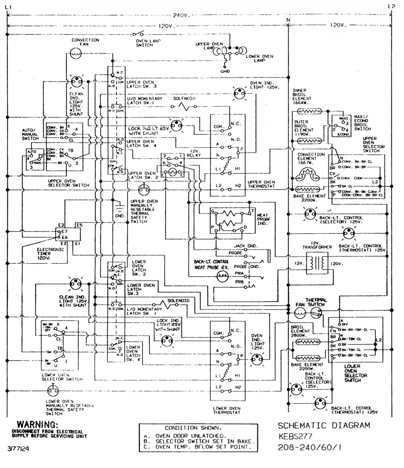 Ge Cooktop Wiring Diagram - Wiring Diagrams Click - Ge Stove Wiring Diagram