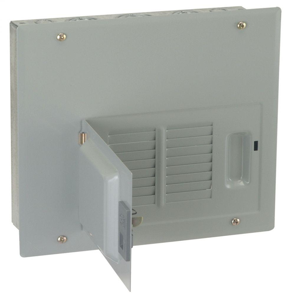 Ge Powermark Gold 125 Amp 8-Space 16-Circuit Indoor Main Lug Circuit - 30 Amp Sub Panel Wiring Diagram
