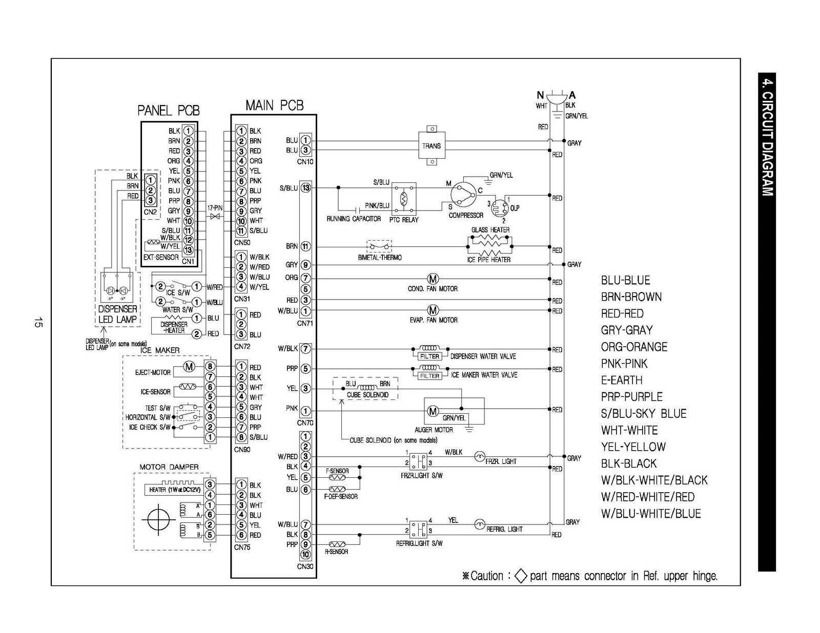 Ge Refrigerator Wiring Diagram Best Of Ge Monogram Wiring Diagram - Ge Refrigerator Wiring Diagram