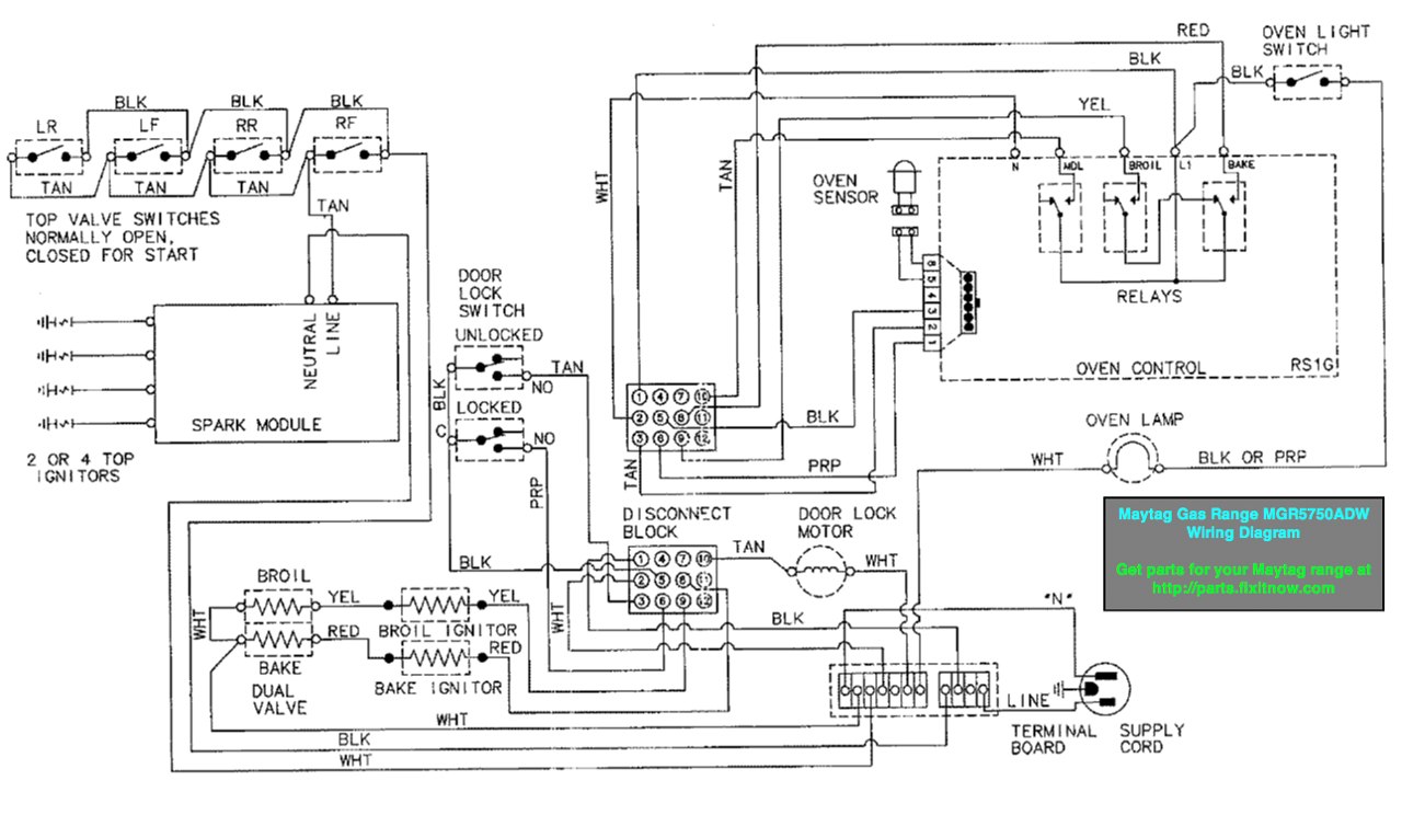 Ge Stove Wiring Diagram Wires | Wiring Diagram - Ge Stove Wiring Diagram