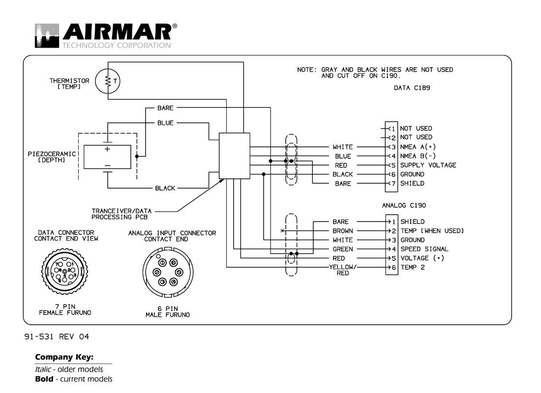 Gemeco | Wiring Diagrams - 2 Wire Speed Sensor Wiring Diagram