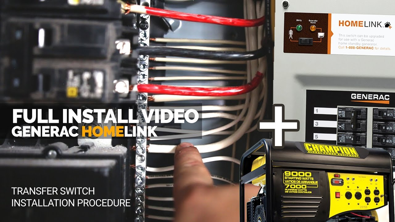 Generac Manual Transfer Switch Wiring Diagram | Wiring Diagram - Generac Manual Transfer Switch Wiring Diagram