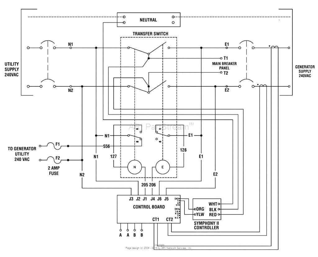 Generac Rts Transfer Switch Wiring