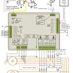 Generator Control Panel Wiring Diagram   Wiring Diagram Explained   Generator Wiring Diagram