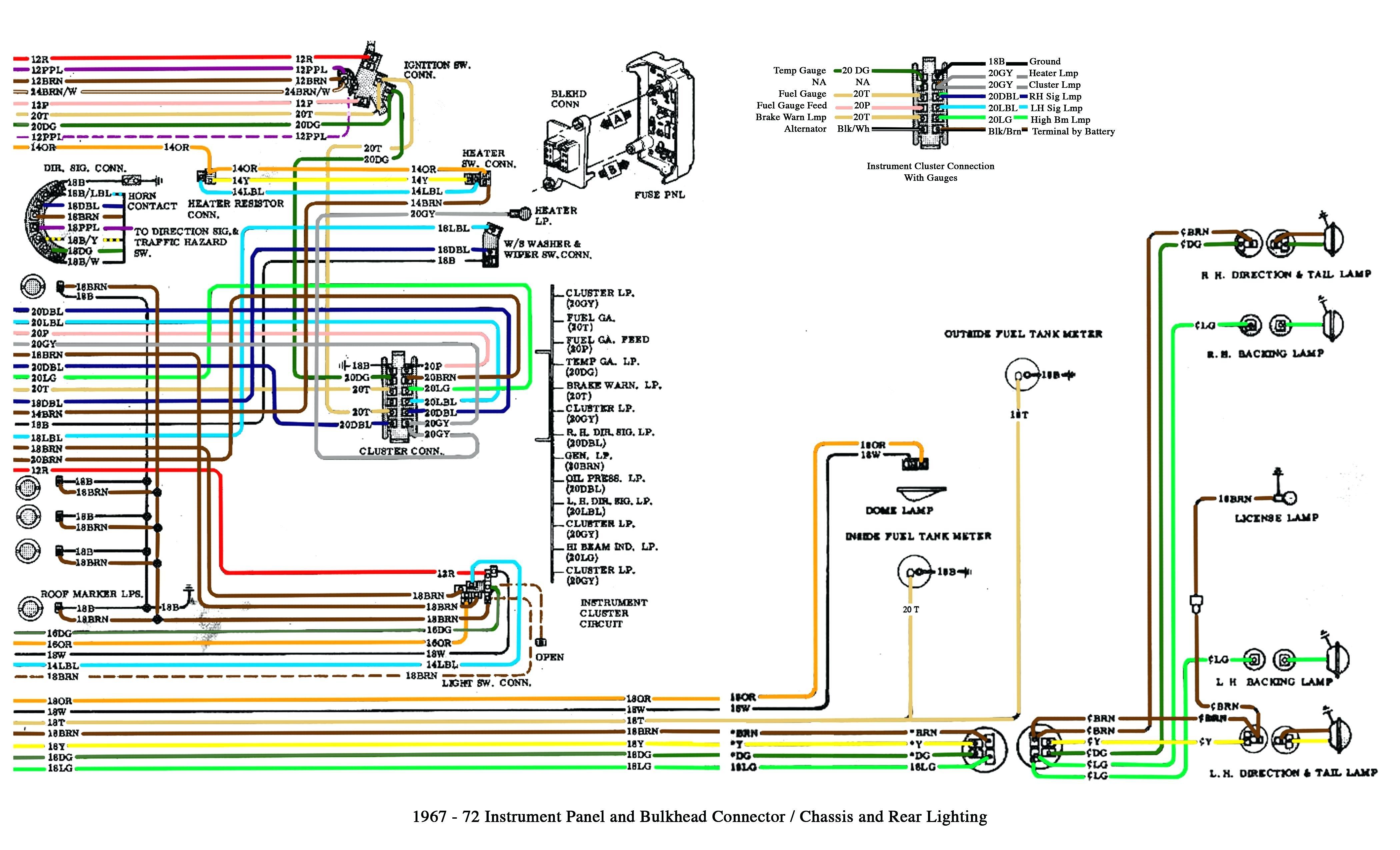 Geo Tracker Trailer Wiring Harness - Wiring Diagrams Hubs - Chevy Silverado Wiring Harness Diagram