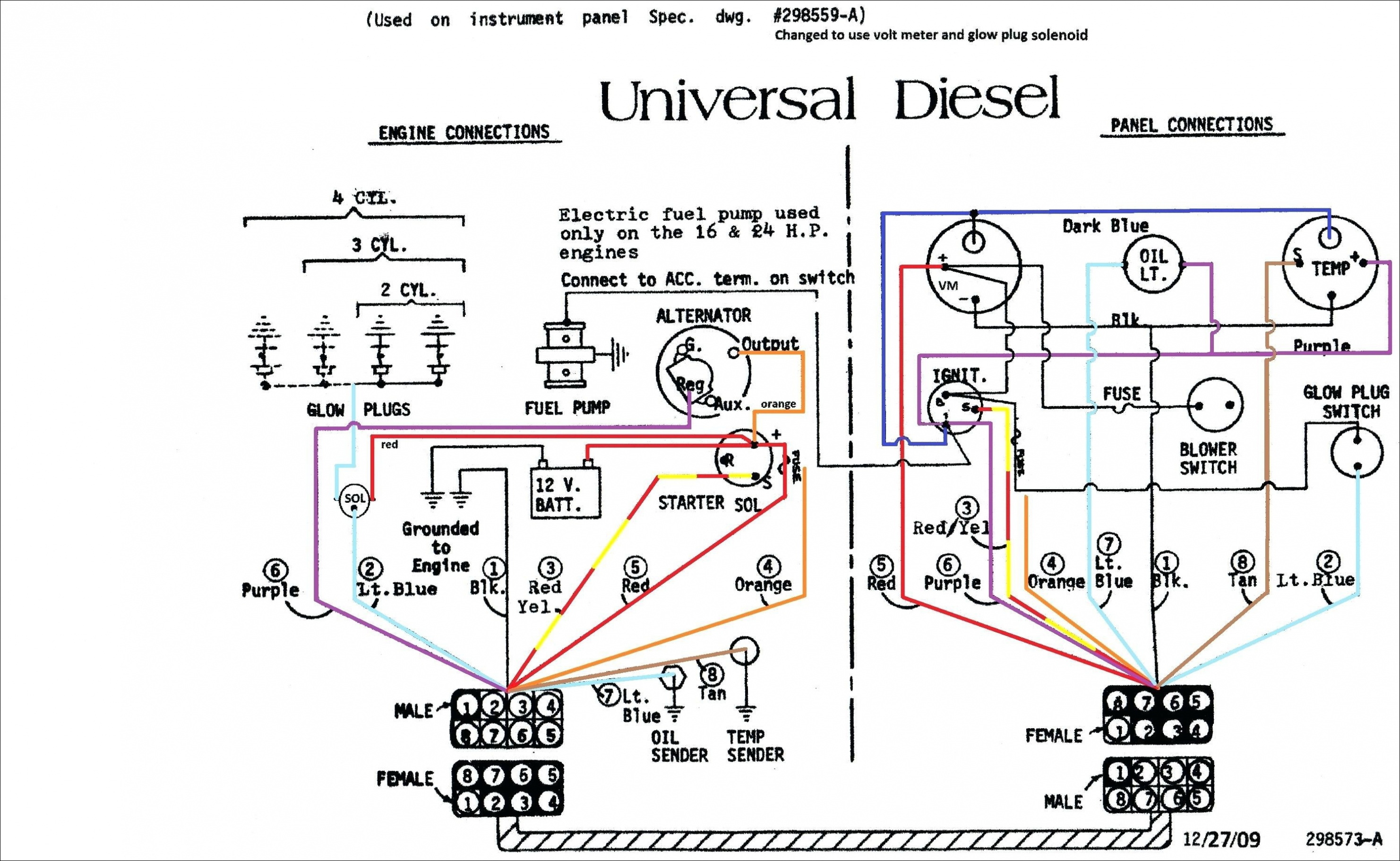 Gm 4 Wire Alternator Wiring Diagram from annawiringdiagram.com