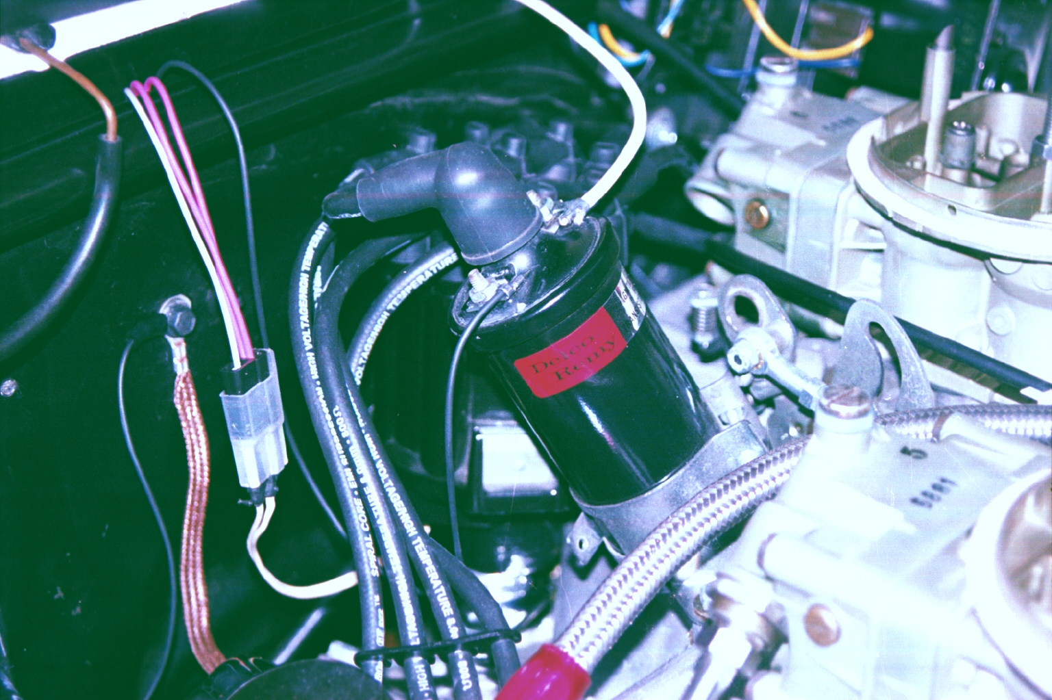 Gm Coil Wiring | Wiring Diagram - Chevy Ignition Coil Wiring Diagram