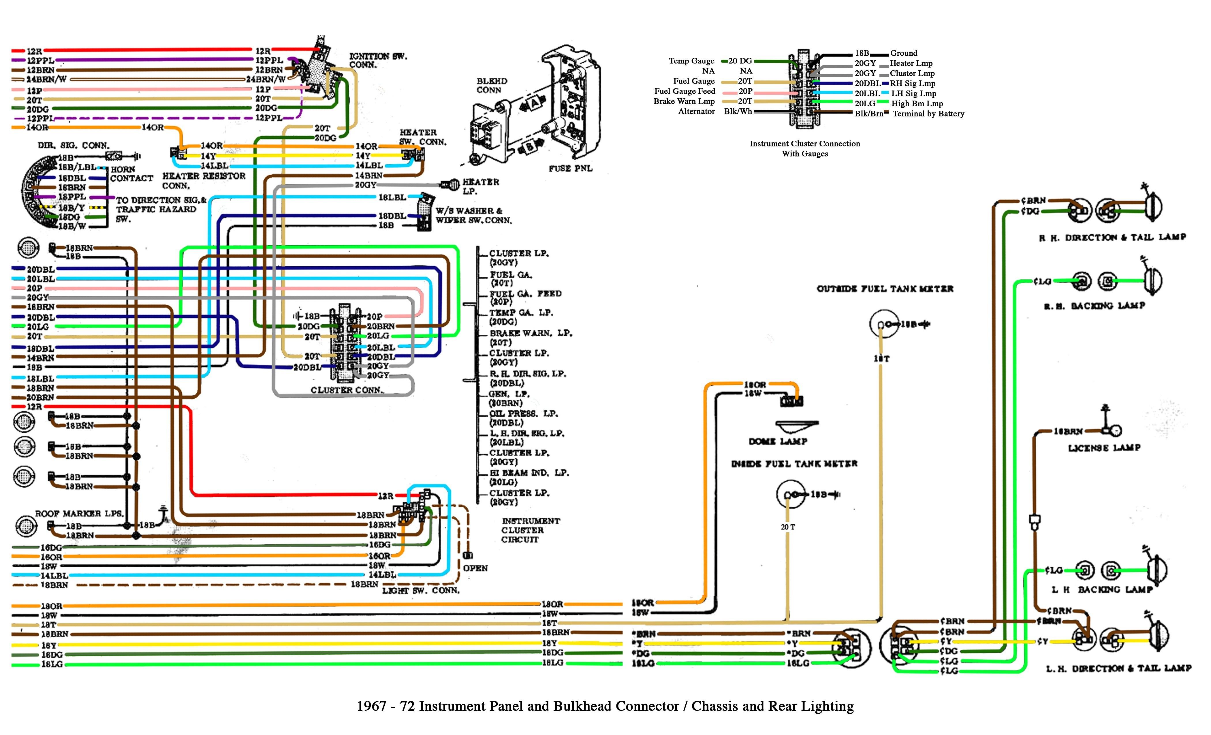 2011 Tacoma Rear Tail Light Wiring Diagram