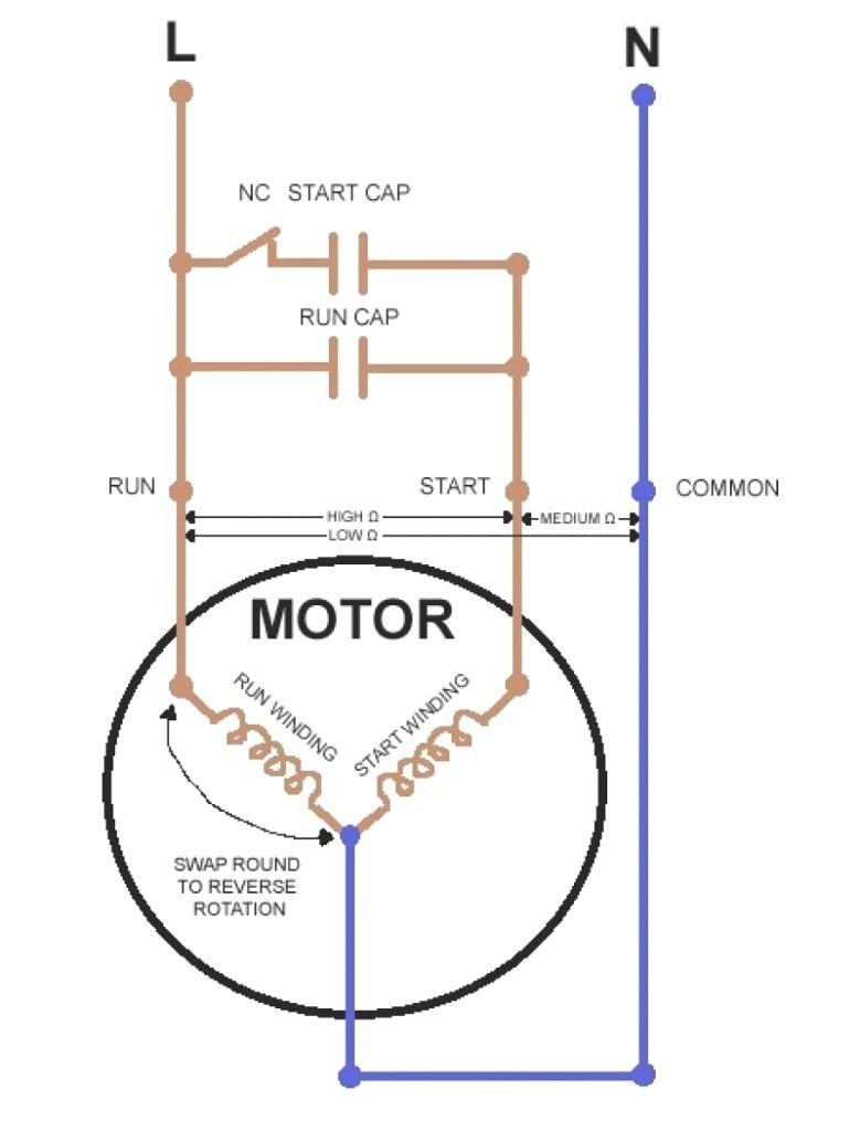 Godrej Refrigerator Compressor Wiring Diagram Fridge Whirlpool For - Compressor Wiring Diagram