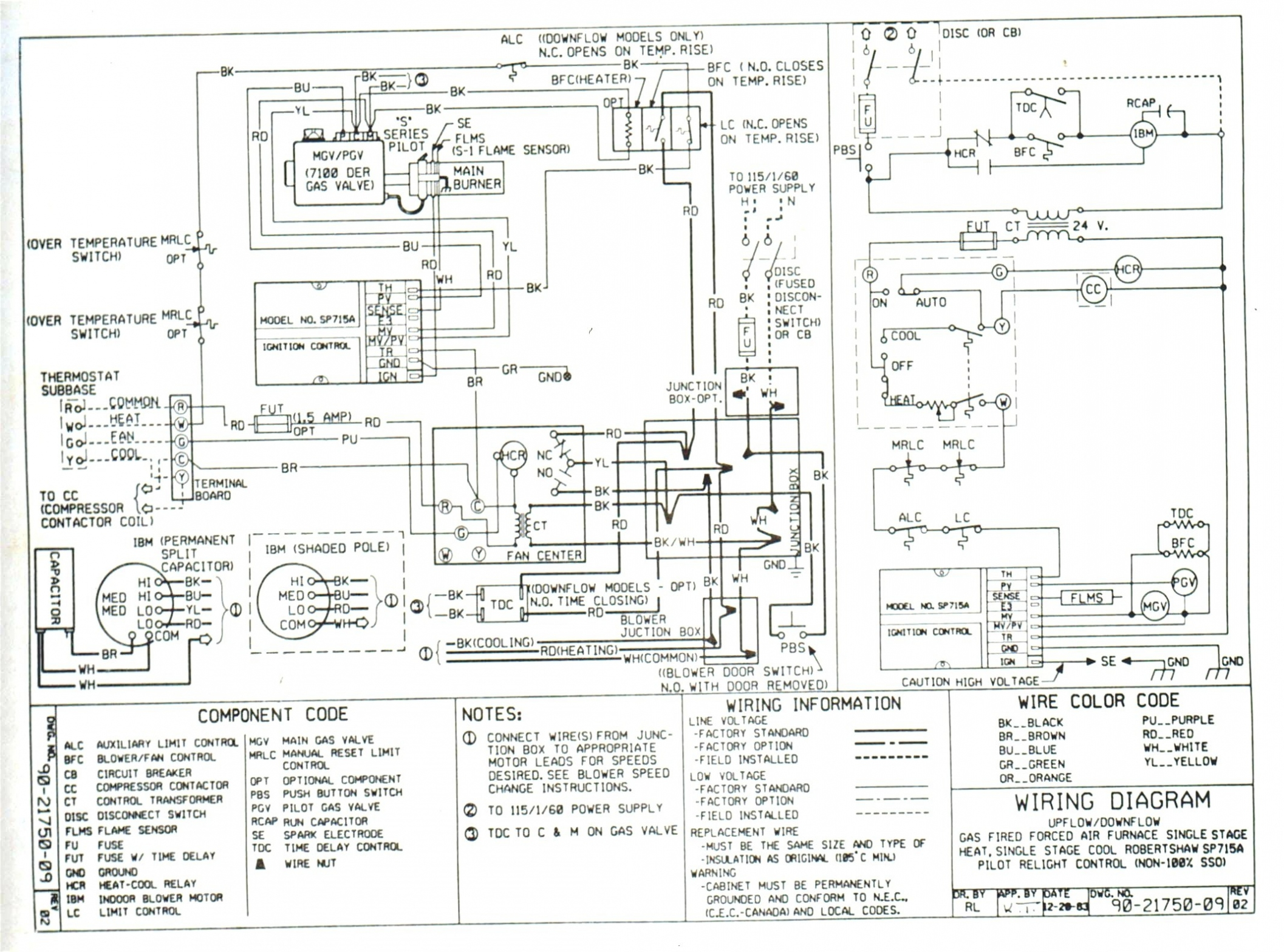 Goodman Air Handler Fan Relay Wiring Diagram Free Picture | Wiring - Air Handler Fan Relay Wiring Diagram