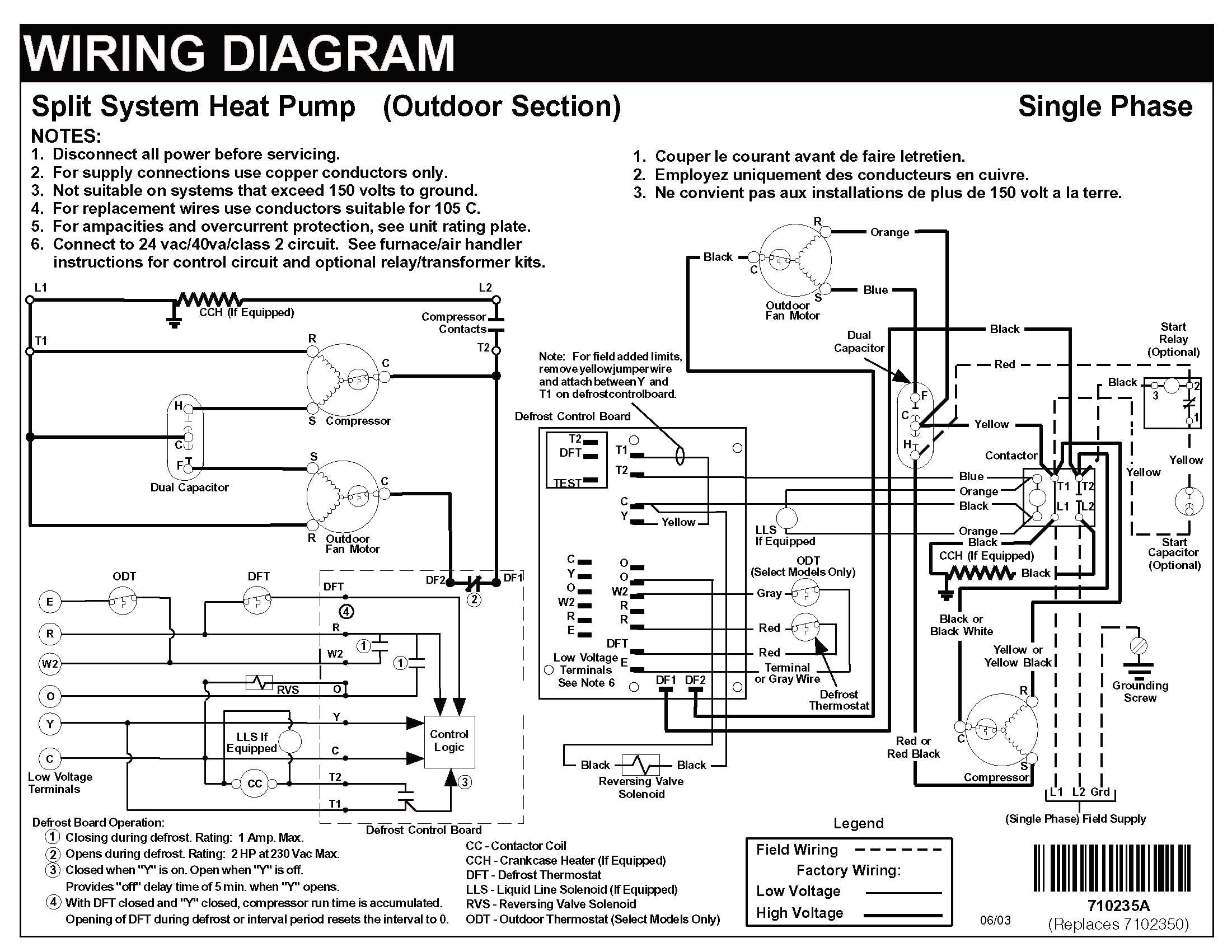 Goodman Air Handler Wiring Diagram - Kuwaitigenius - Goodman Heat Pump Wiring Diagram
