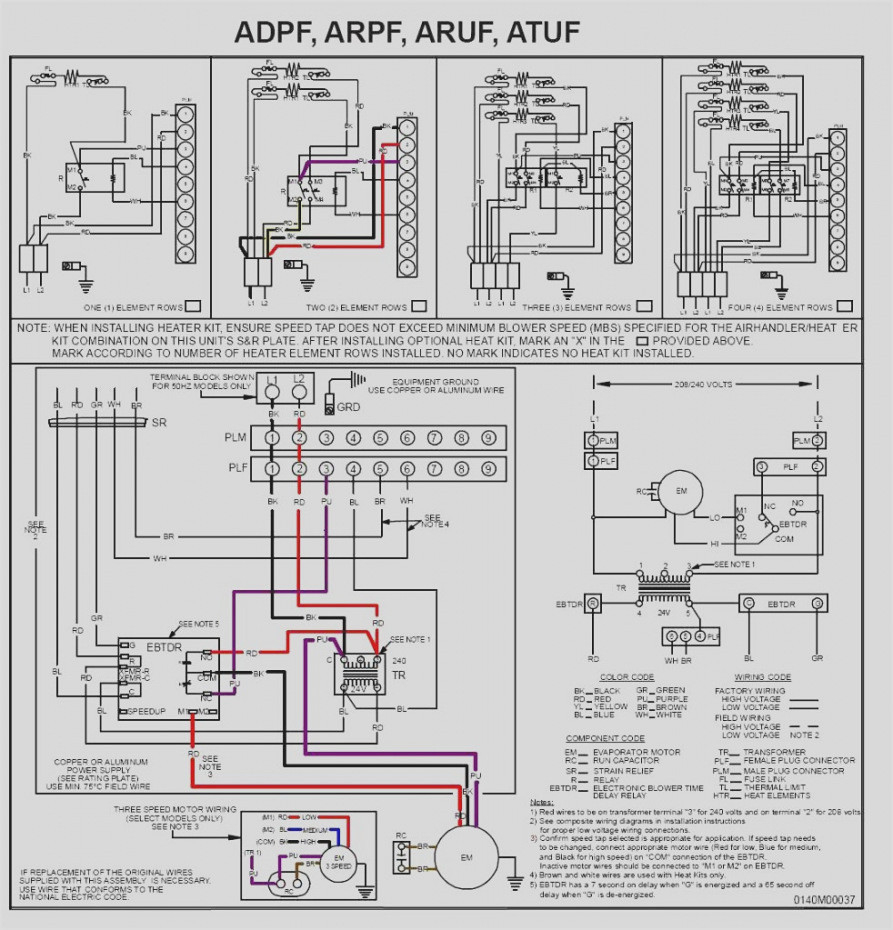 Goodman Aruf Air Handler Wiring Diagrams Furnace Model | Wiring Diagram - Goodman Aruf Air Handler Wiring Diagram