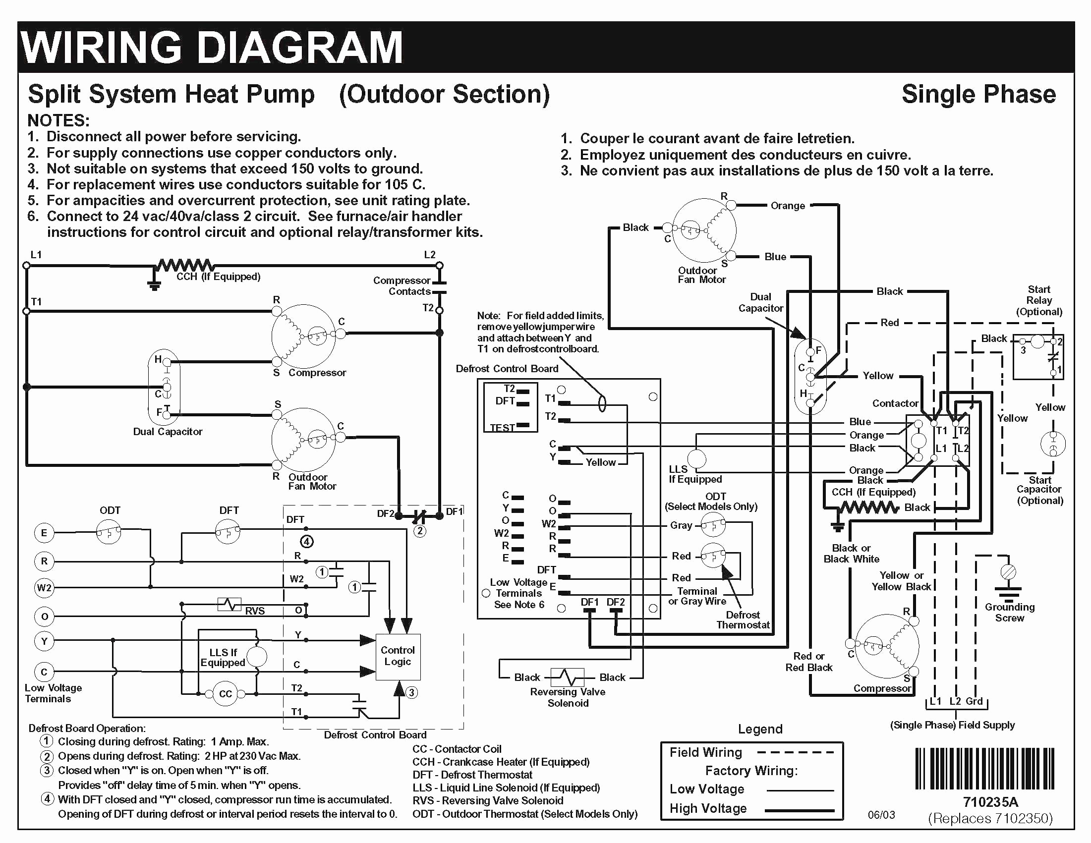 Goodman Heat Pump Wiring Diagram Fresh Goodman Package Unit Wiring - Goodman Package Unit Wiring Diagram