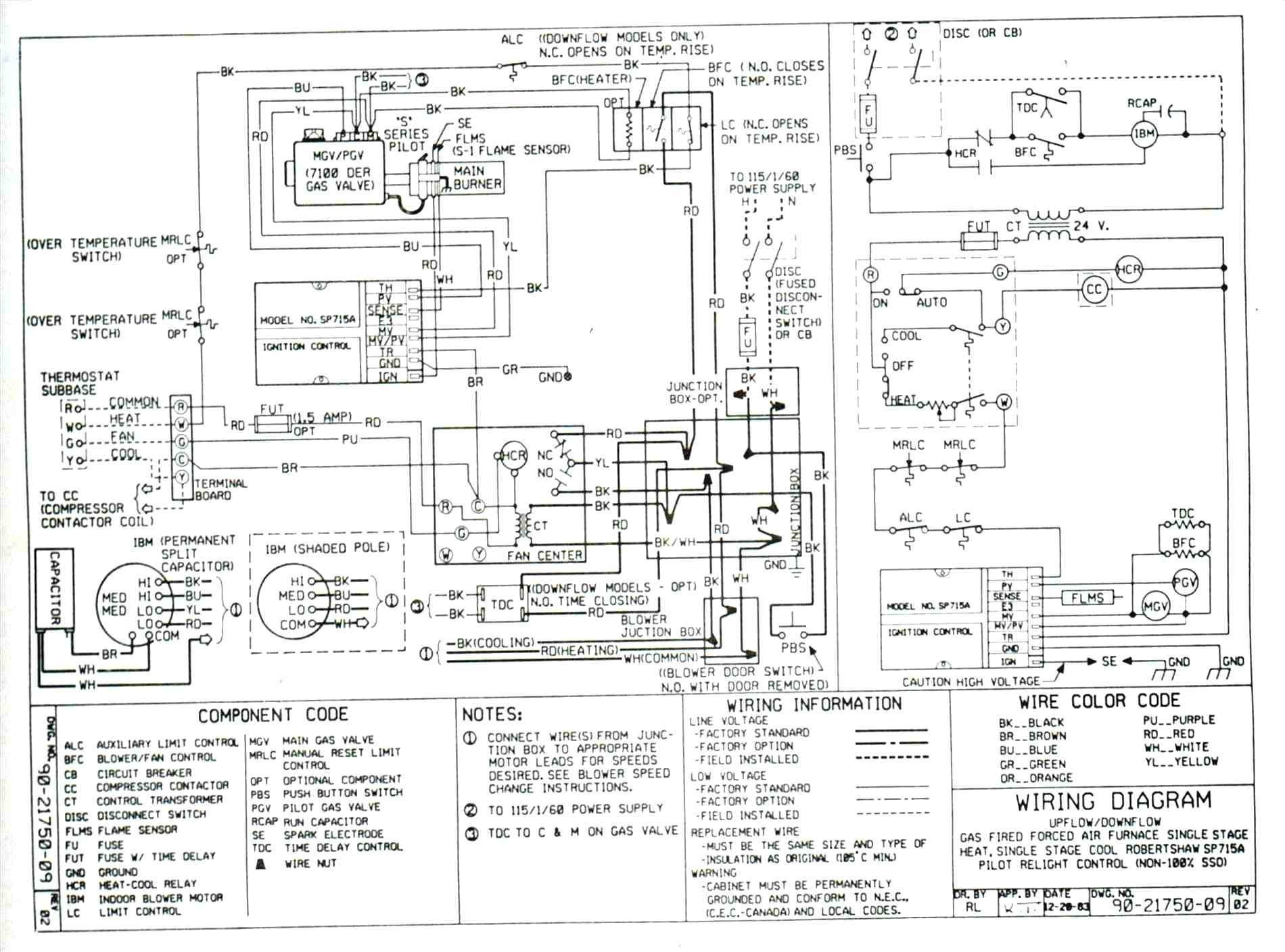 Goodman Hkr 15C Wiring Diagram Awesome Goodman Package Unit Wiring - Goodman Package Unit Wiring Diagram