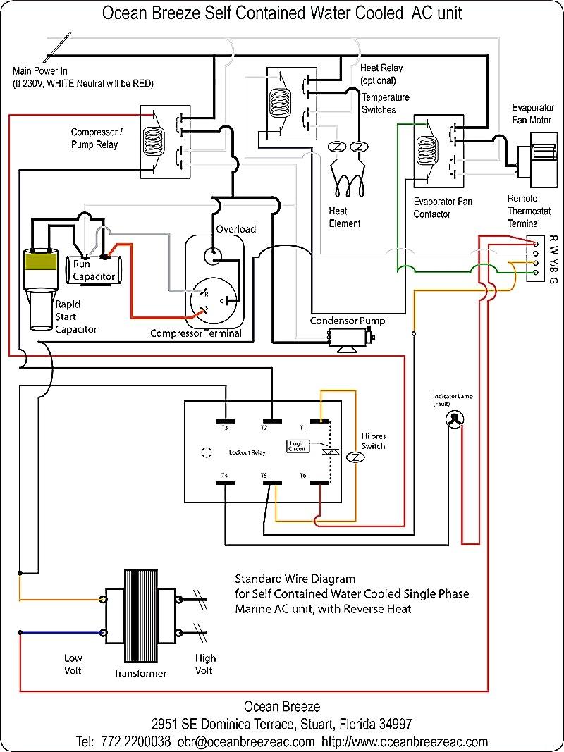 Goodman Hvac Fan Wiring Diagram   Wiring Diagram - Goodman Air Handler Wiring Diagram