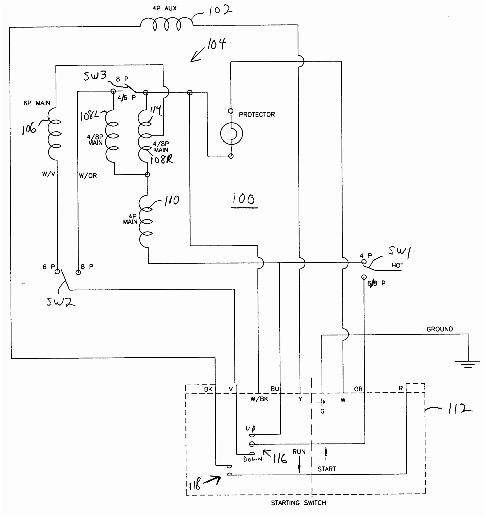 Gould Motor Wiring Diagram | Manual E-Books - Gould Century Motor Wiring Diagram