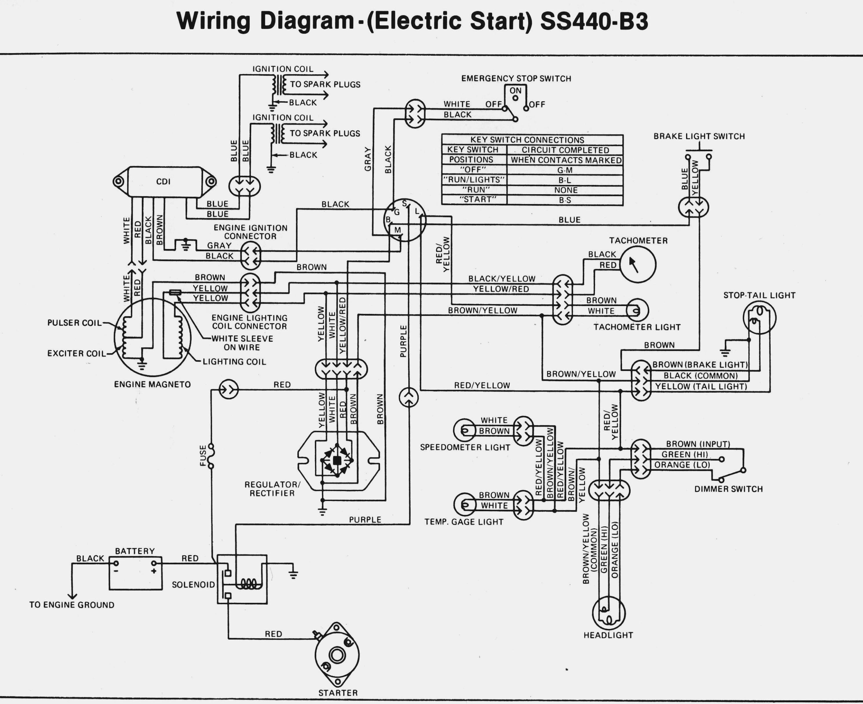 Gx390 Wiring Diagram - Wiring Diagram Data - Honda Gx390 Wiring Diagram