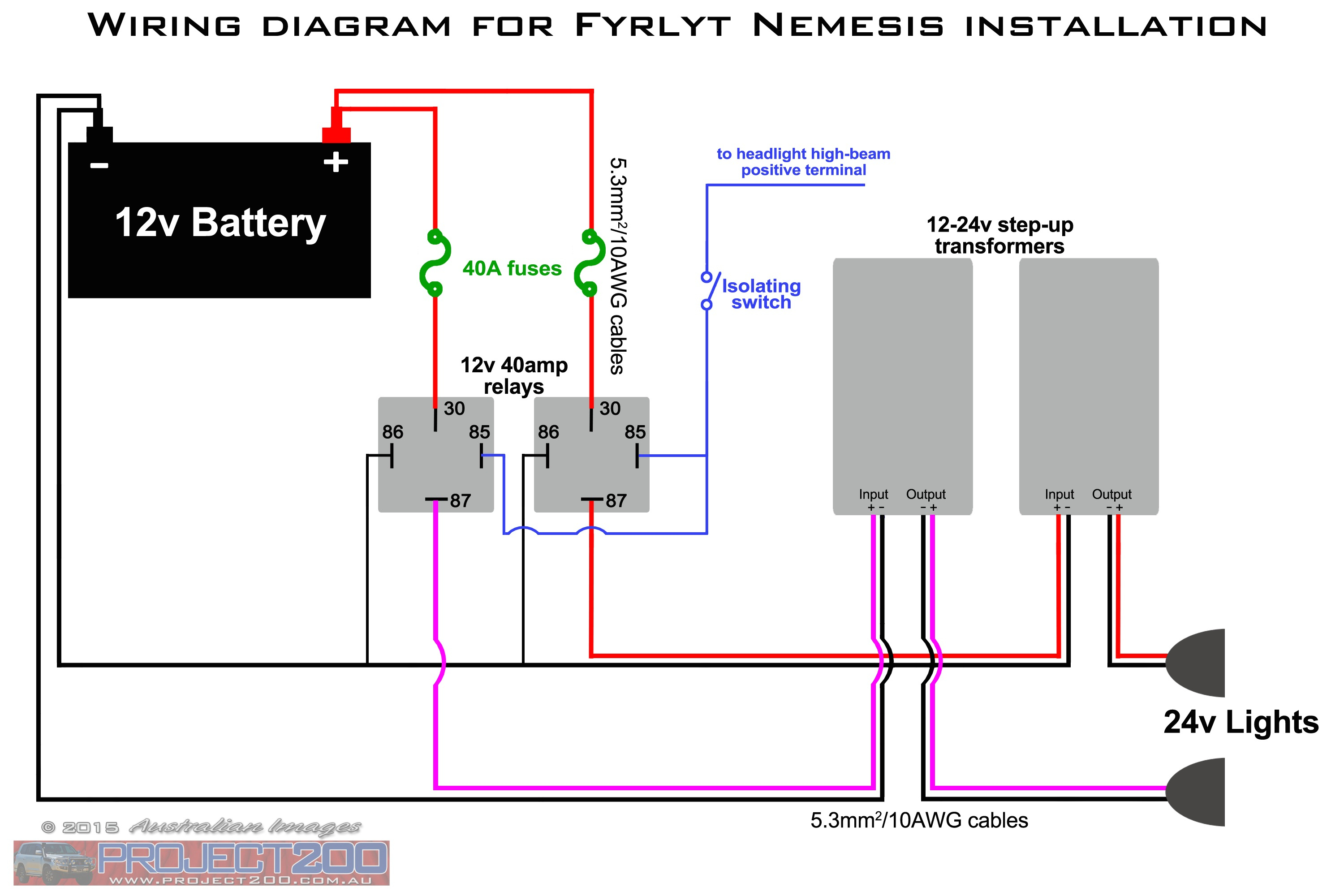 H4 Hid Wiring Diagrams - Wiring Block Diagram - Hid Wiring Diagram
