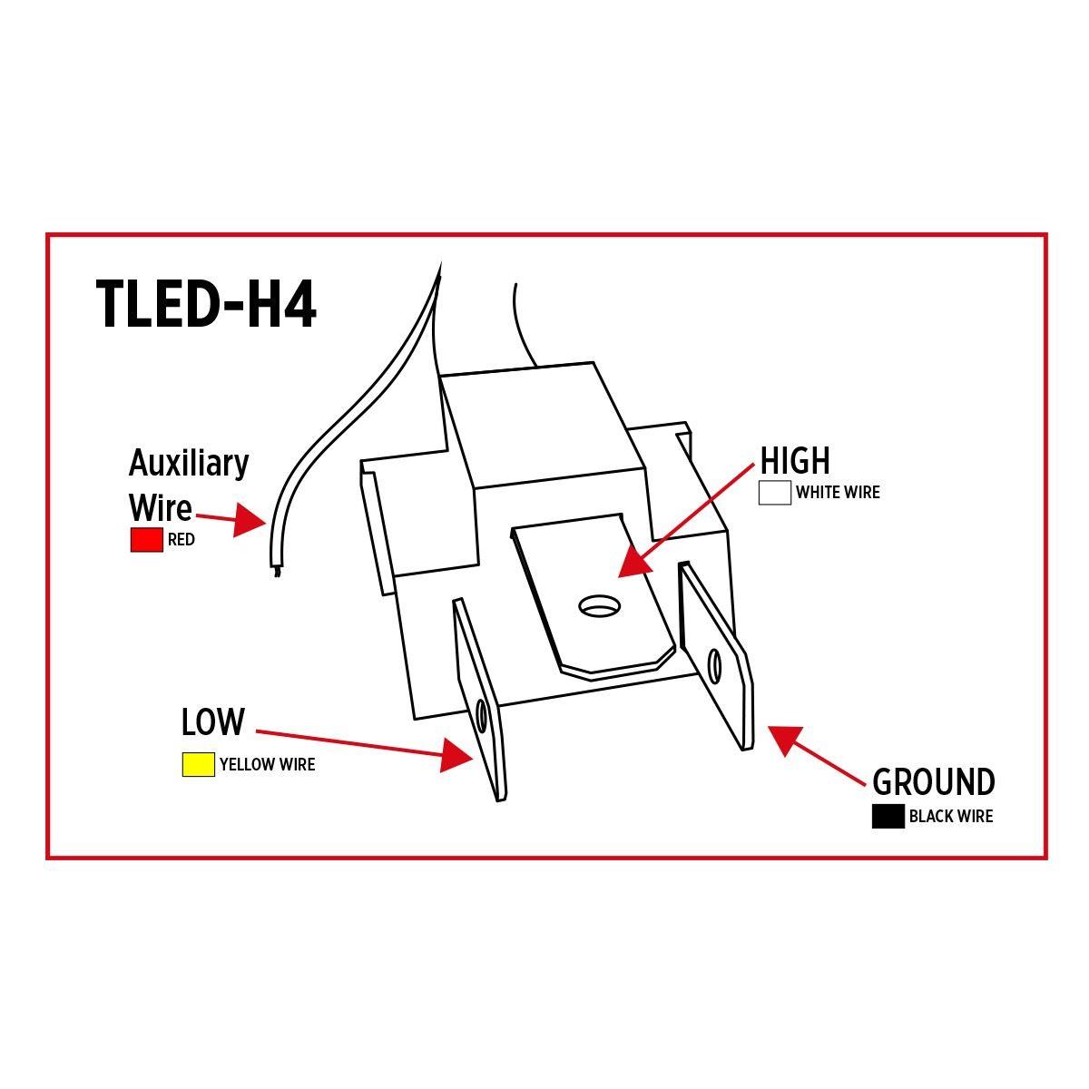 H4651 Headlight Socket Wiring Diagram | Manual E-Books - Headlight Socket Wiring Diagram