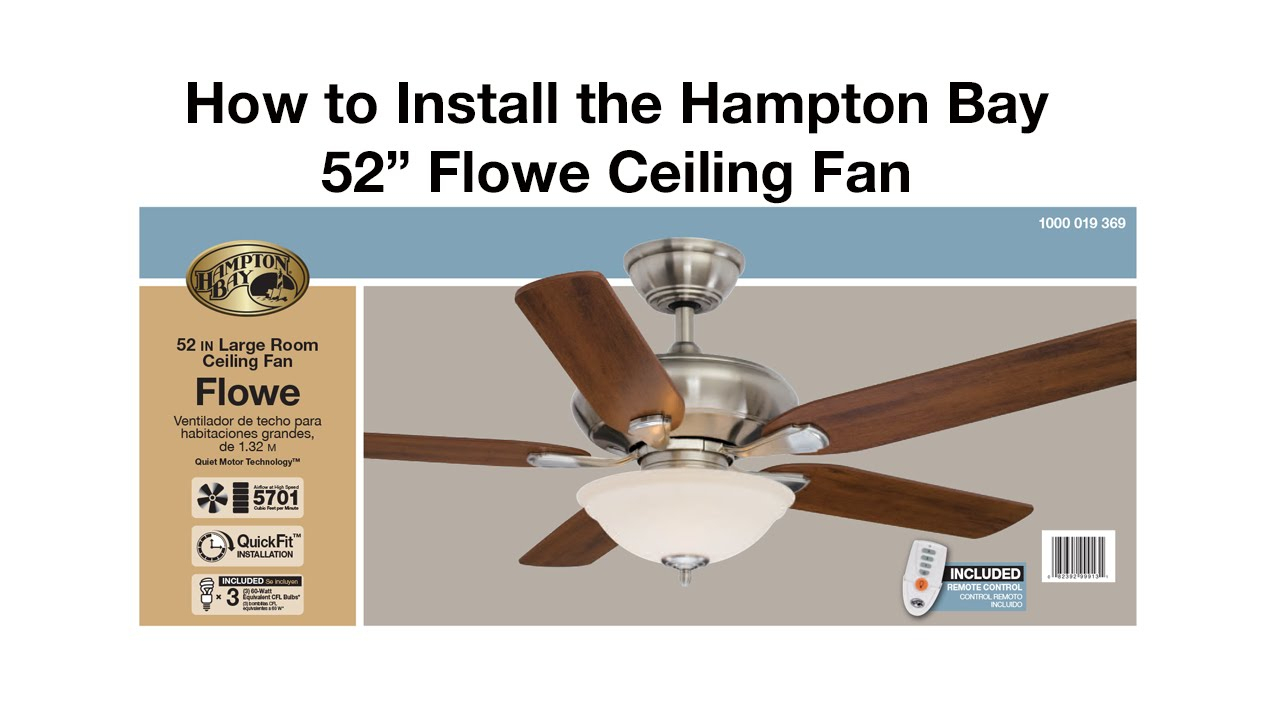 Hampton Bay Ceiling Fan Wiring Diagram | Manual E-Books - Hampton Bay Ceiling Fan Wiring Diagram