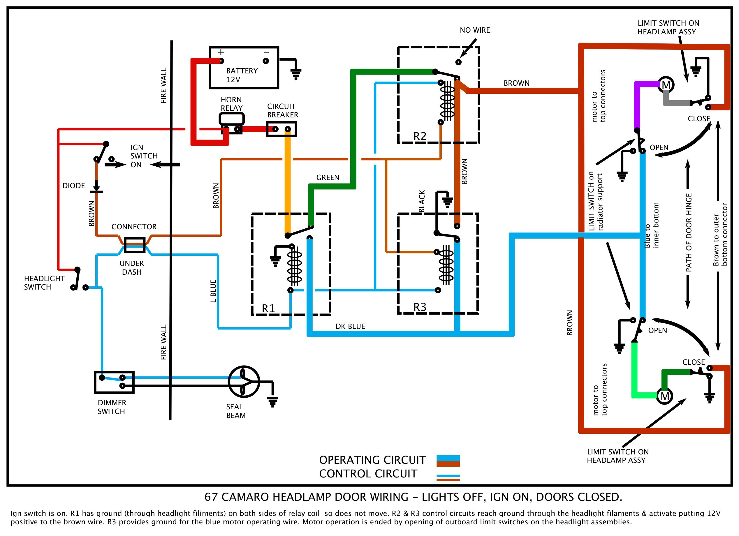 Headlight Wiring Kit - Wiring Diagram - Headlight Switch Wiring Diagram