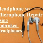 Headphone W/ Microphone Repair (Unbroken Headphone Set)   Youtube   3.5 Mm Headphone Jack Wiring Diagram