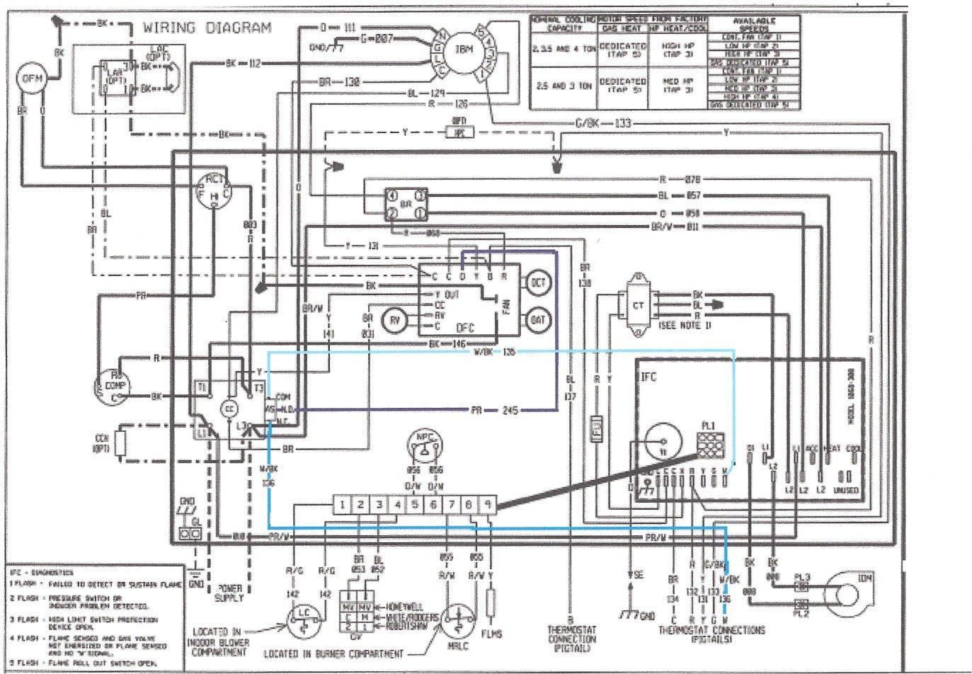 Heat Pump Wiring Diagram View - Wiring Diagrams Thumbs - Heat Pump Wiring Diagram Schematic