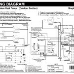 Heat Pump Wiring Schematic   Data Wiring Diagram Today   Heatpump Wiring Diagram