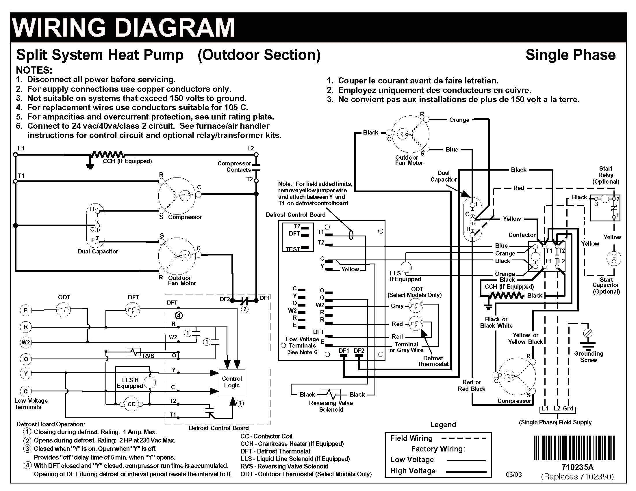 Heat Pump Wiring Schematic - Data Wiring Diagram Today - Heatpump Wiring Diagram