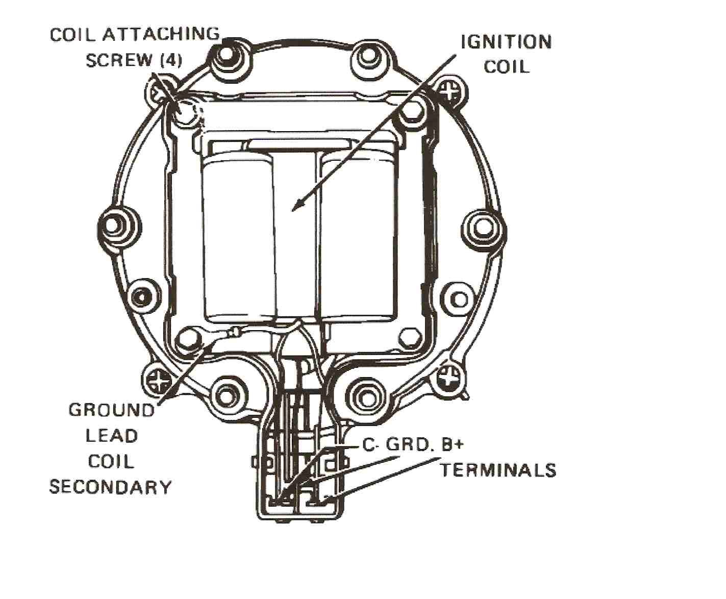 Hei Distributor Wiring - Wiring Diagram - Hei Distributor Wiring Diagram
