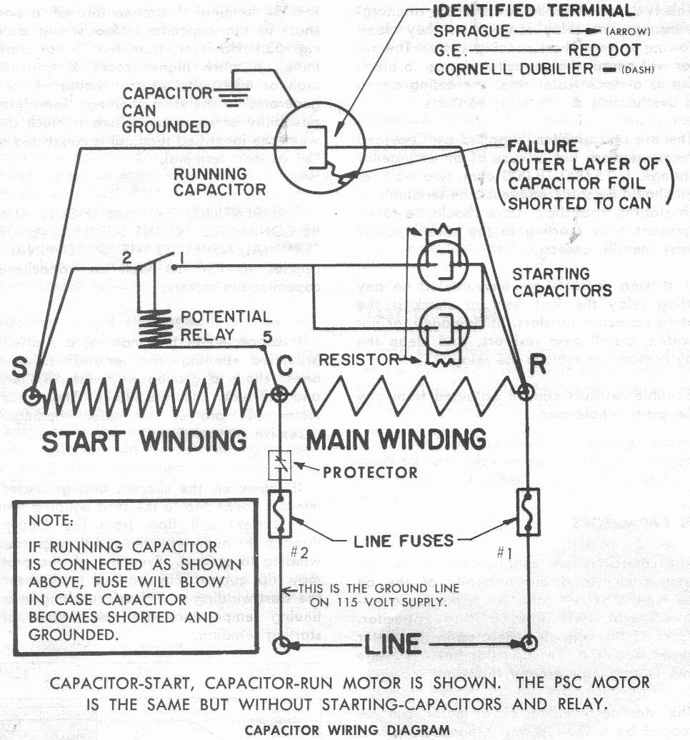 Hermetic Compressor Wiring Diagram Embraco | Wiring Diagram - Embraco Compressor Wiring Diagram
