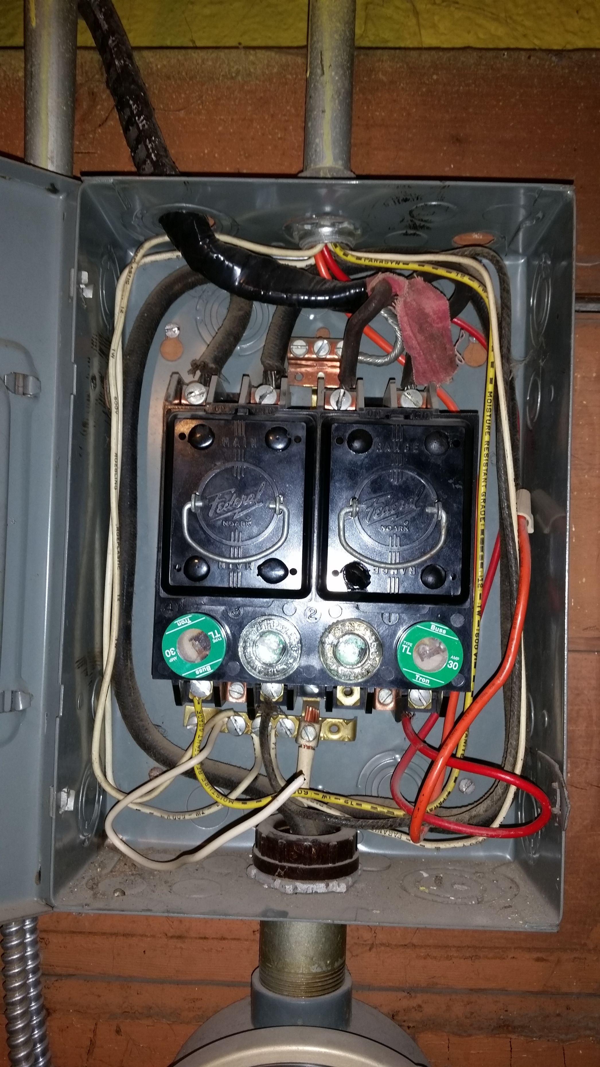 Home Fuse Box Wiring - Data Wiring Diagram Schematic - Breaker Box Wiring Diagram