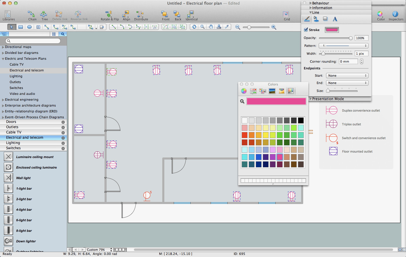 Home Wiring Plan | Wiring Library - Home Wiring Diagram Software