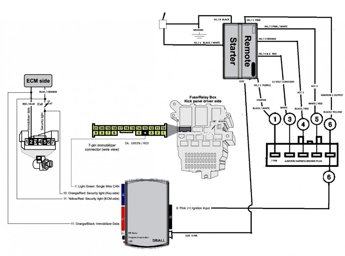 Honda Remote Starter Diagram - General Data Wiring Diagram • - Remote Starter Wiring Diagram