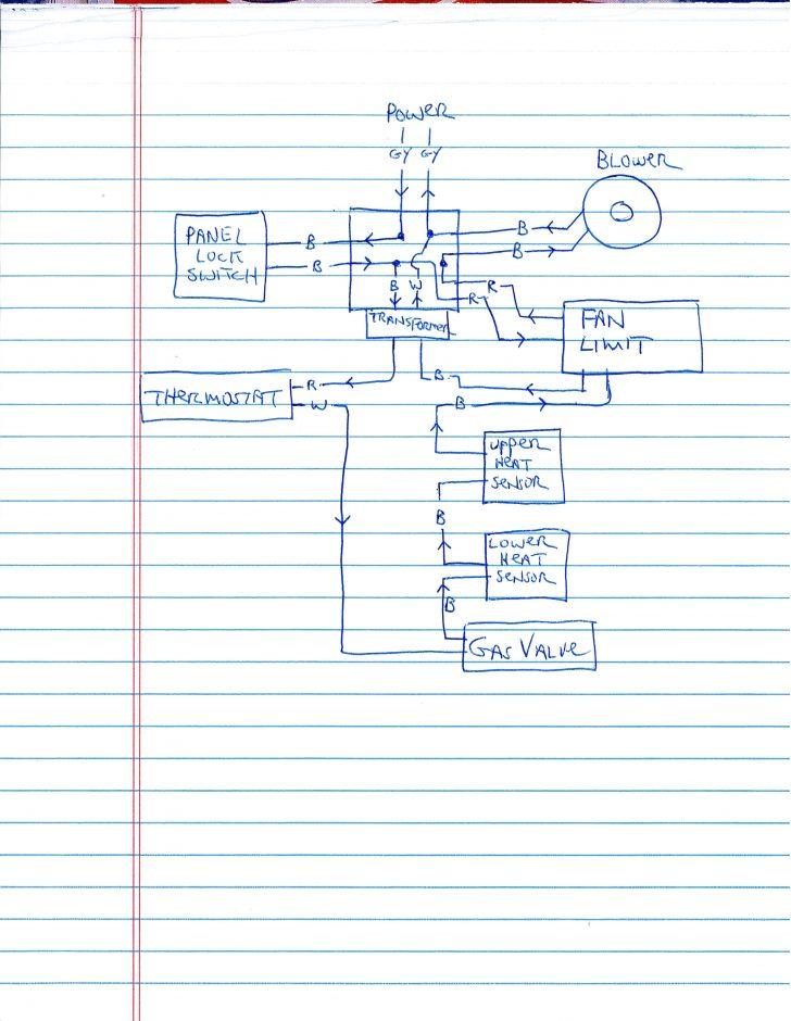 Honeywell Fan Limit Switch Wiring Diagram