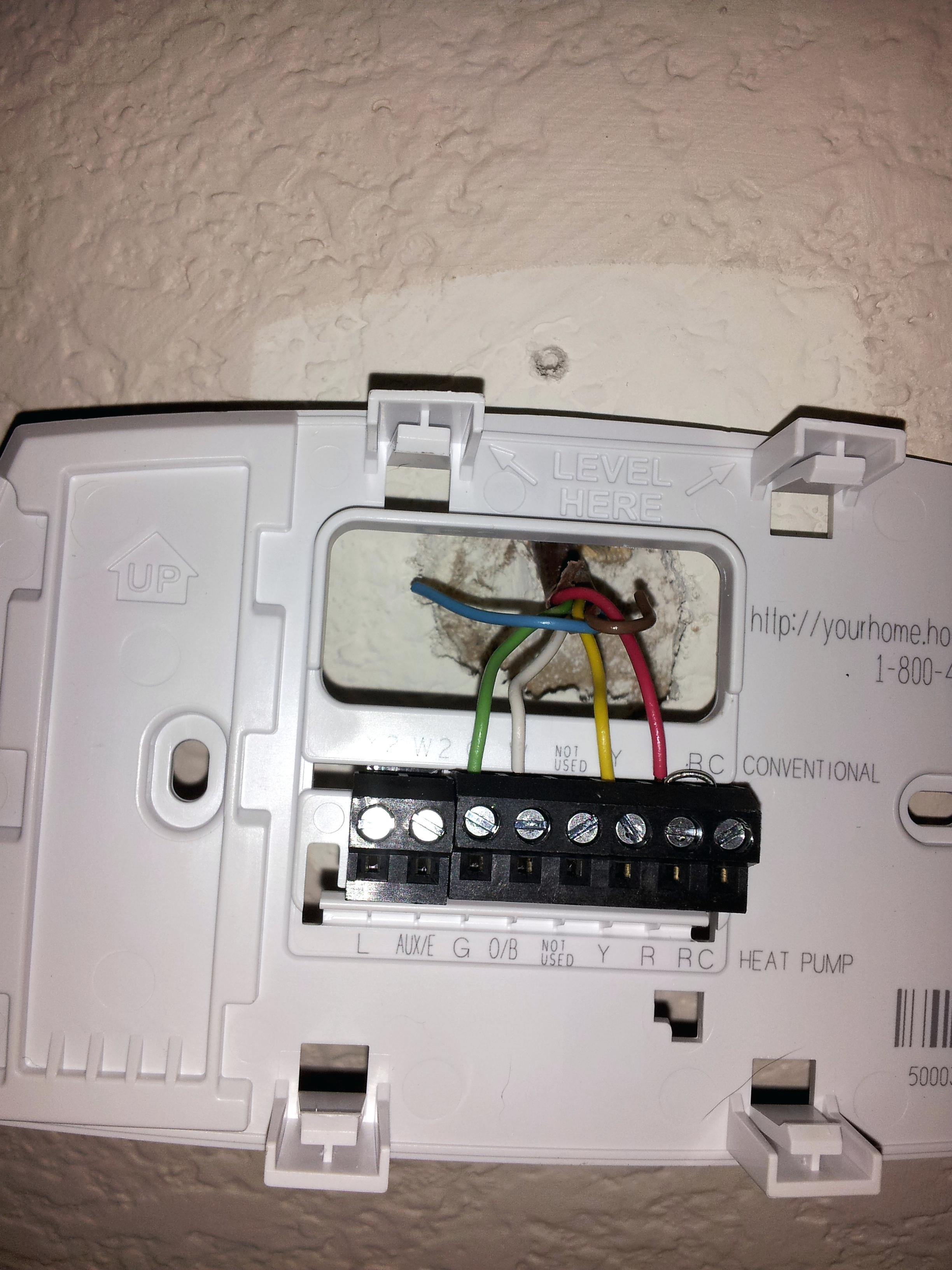 Honeywell Thermostat Wiring Diagrams Best Of Honeywell Rth9580Wf - Honeywell Rth9580Wf Wiring Diagram