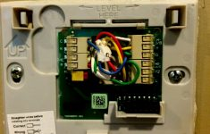 Honeywell Wifi Thermostat Wiring Diagram