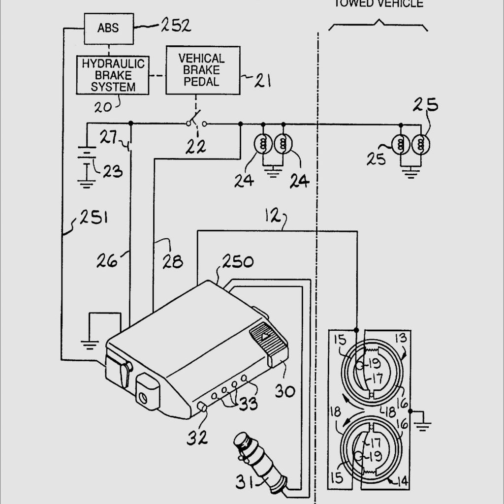 Hopkins Trailer Brake Controller Wiring Diagram | Wiring Diagram - Hopkins Trailer Connector Wiring Diagram