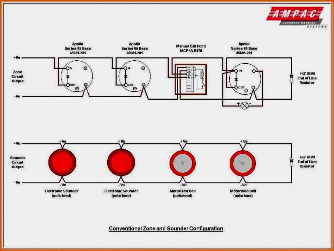 Horn Strobe Wiring Diagram | Wiring Diagram - Fire Alarm Horn Strobe Wiring Diagram
